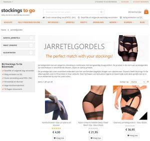 stockings 2 go jarretelgordel kopen